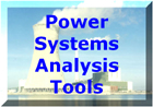 Power Systems Analysis Tools